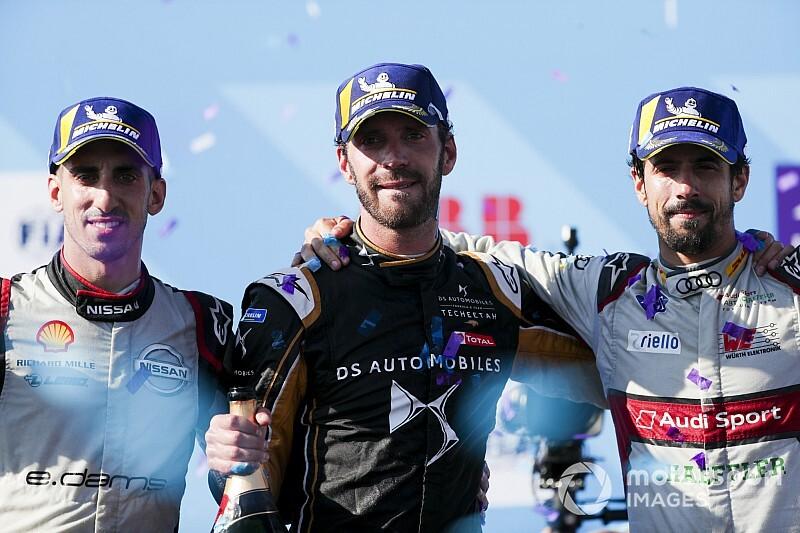 Ki a legsikeresebb versenyző a Formula E-ben?