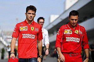 ÉLŐBEN Leclerc jótékonysági online versenye, F1-es pilótákkal is (19:00)