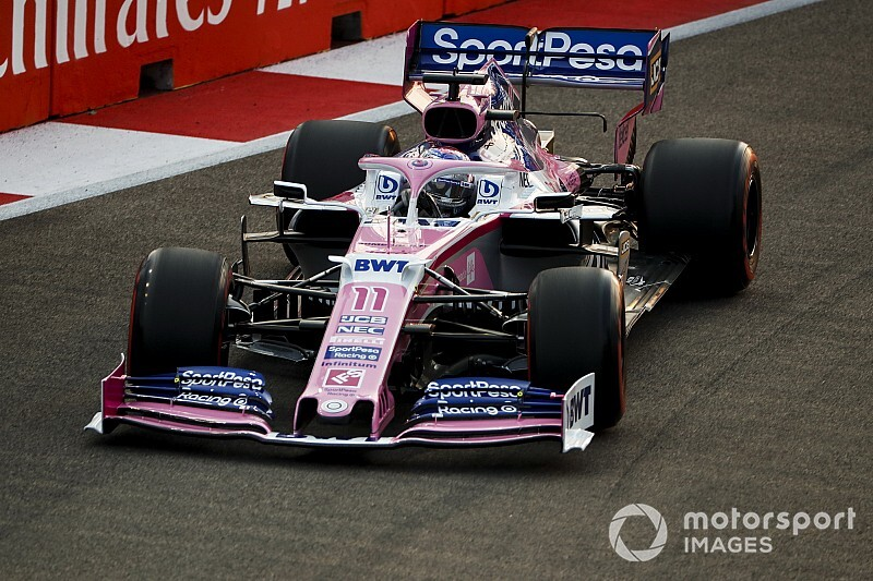 Perez to take grid penalty after FP3 accident