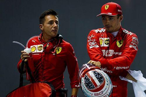 Sem digerir derrota, Leclerc afirma que vai pedir mais informações à Ferrari