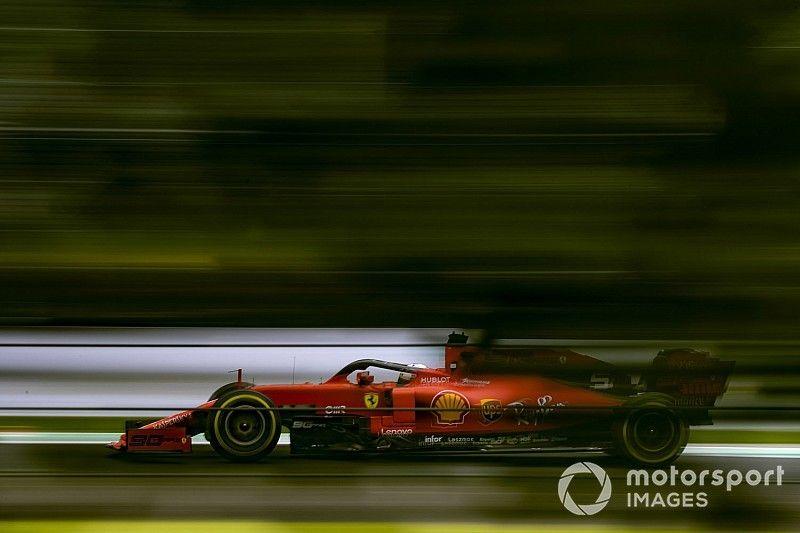 意大利大奖赛FP3:维特尔力压维斯塔潘占据第一