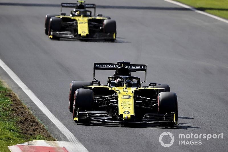 Prost : Il fallait un résultat à Renault pour diminuer la pression