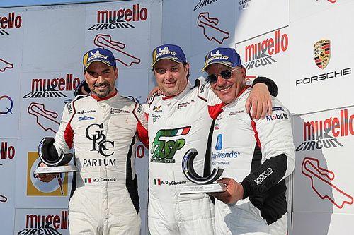 Carrera Cup Italia, Mugello: De Giacomi rialza la testa in Michelin Cup!