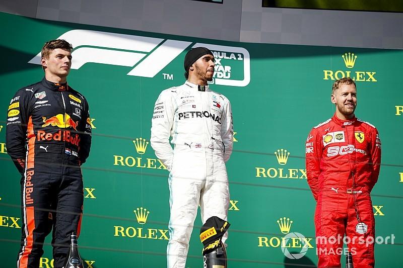Valami, amit Verstappen nem tud elképzelni Hamiltonról: Vettel személyisége közelebb áll hozzá