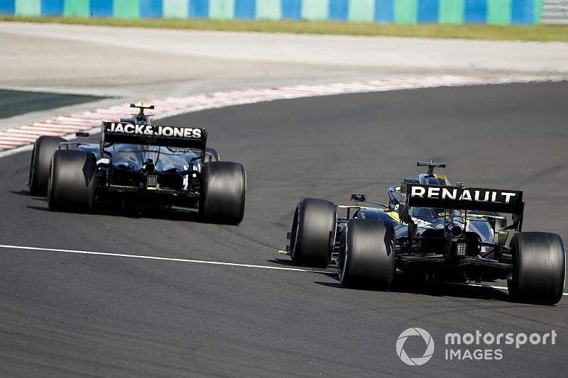 """Steiner over klachten Ricciardo: """"We zijn hier om te racen"""""""