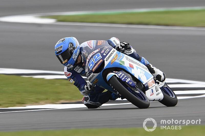 Jeremy Alcoba completa il Team Gresini Moto3 2020