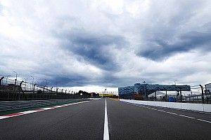 Russian GP: Best images from Sochi on Thursday