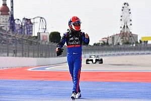 Russian GP: Best images from Sochi on Friday