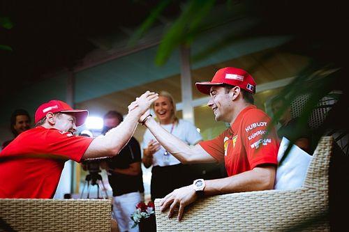 Leclerc nagyon megbánta a dolgot: Vettel a védelmébe vette a monacóit