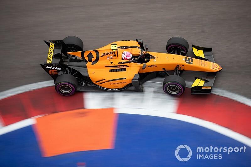 Jack Aitken continua in Formula 2 con Campos