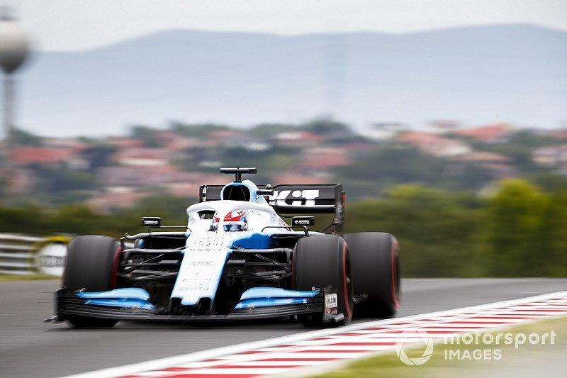 "Le 16e temps de Russell, ""comme un tour de pole"" pour Williams"