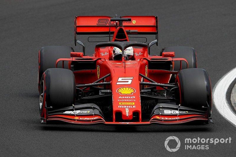 Vettel califica con un 5 sobre 10 su temporada de F1