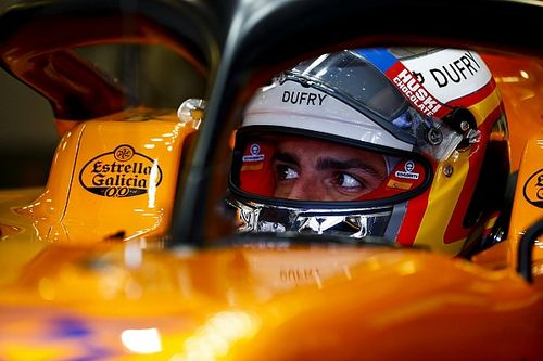 Sainz doubts virtual racing at home benefits F1 rivals
