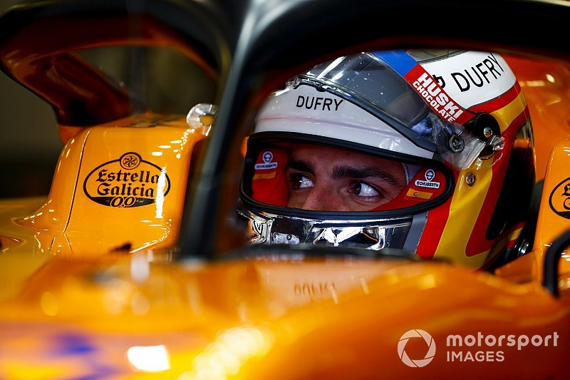 Sainz doubts virtual racing at home benefits F1 rivals