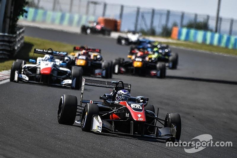 Euroformula Open: Marino Sato senza rivali in entrambe la gare all'Hungaroring