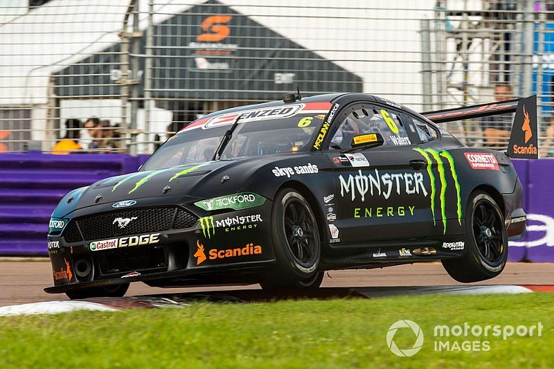 Townsville Supercars: Waters pips McLaughlin in Shootout