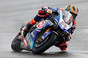 """Van der Mark is terug: """"Heb vertrouwen voor volgend raceweekend"""""""