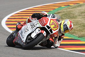 Fotogallery: gli svizzeri Aegerter, Lüthi e Forward Racing nel GP di Germania