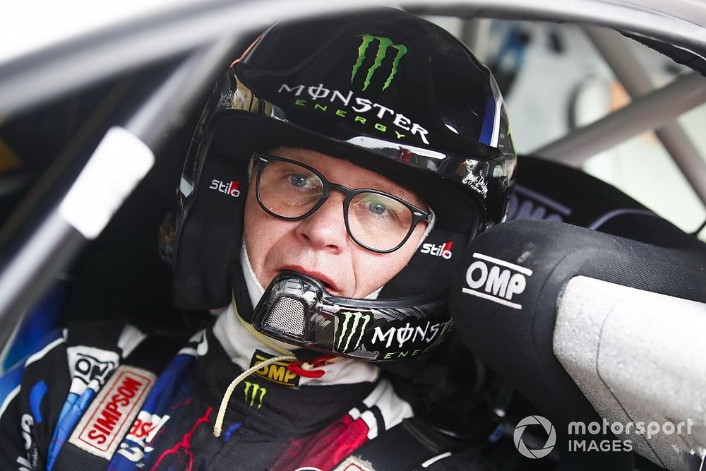 Solberg in talks with manufacturers to start WRC team