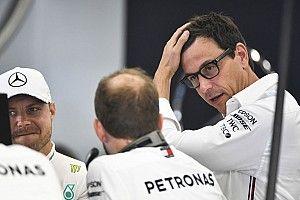 """Wolff: """"Non bisogna mai sottovalutare la Ferrari"""""""