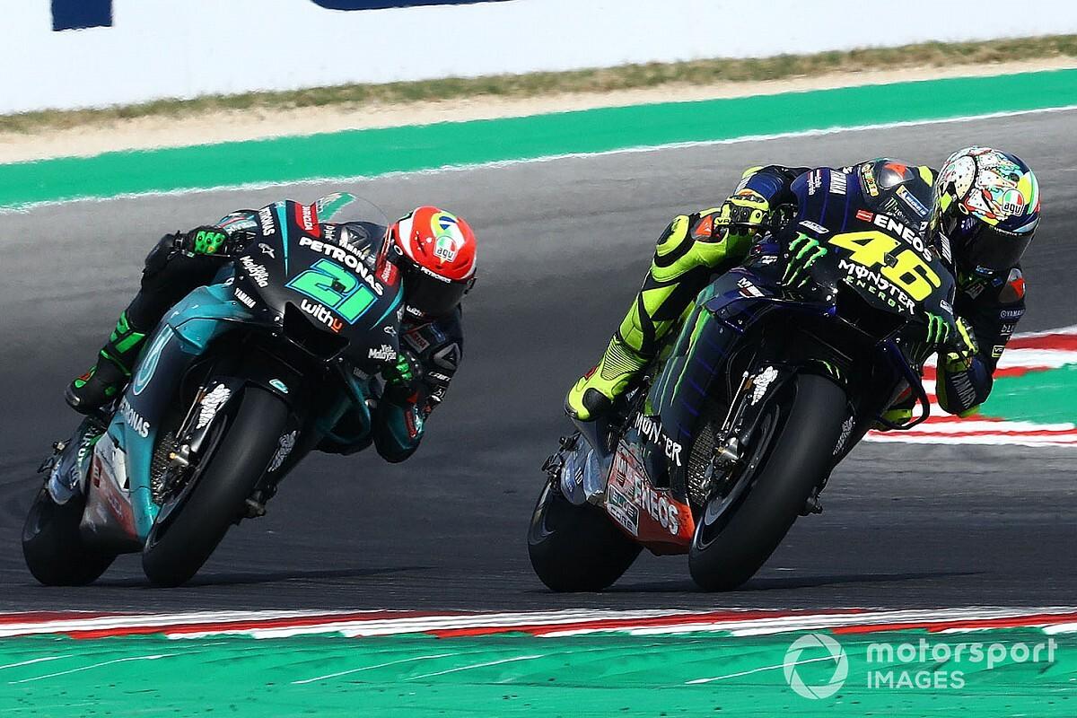 Así se está cociendo el fichaje de Valentino Rossi por Petronas