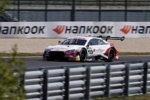 Раст выиграл квалификацию к первой гонке DTM на «Лаузицринге»
