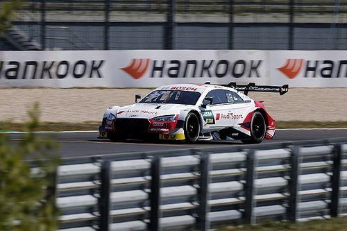 Rast suma otra pole en Lausitzring