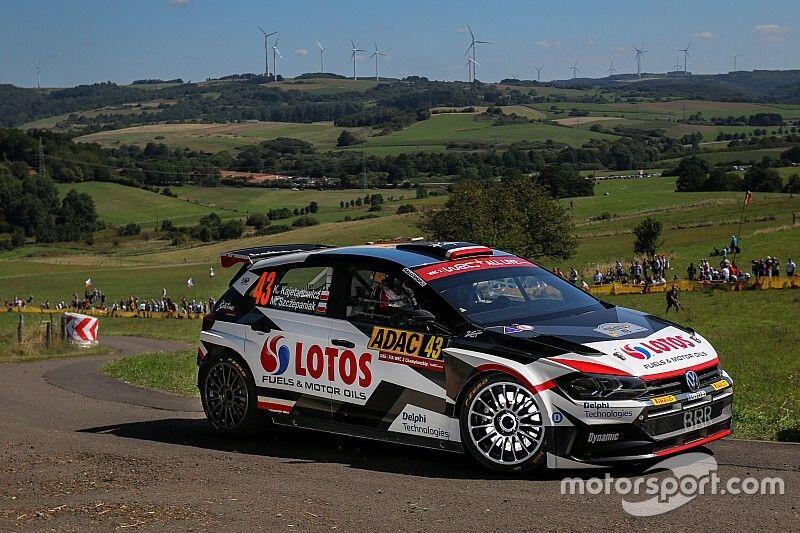 Kajetanowicz i Szczepaniak na trzecim miejscu w WRC 2