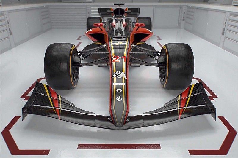 """El diseño de los coches de F1 de 2021 será más """"rudo"""""""