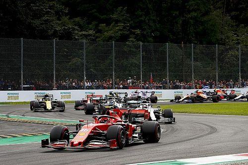 """F1イタリア決勝速報:""""エース""""ルクレール、モンツァでハミルトンを抑え連勝"""
