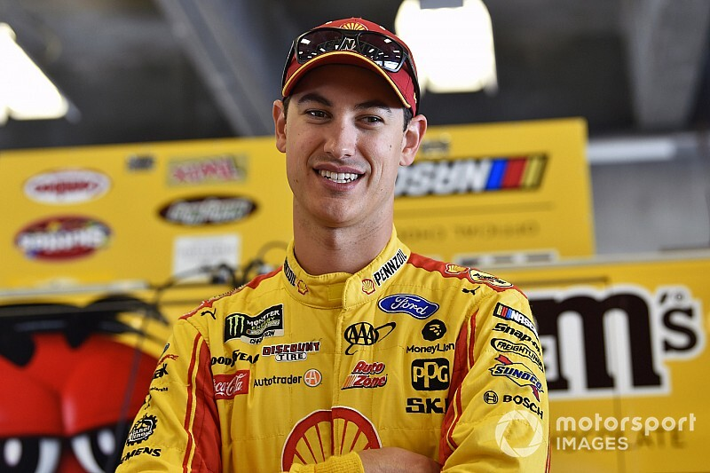 Joey Logano tops first Cup Series practice at Dover