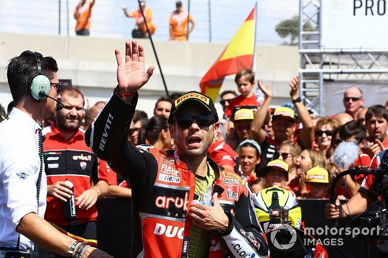 """Bautista vincitore polemico: """"Ducati non fa niente per migliorare"""""""