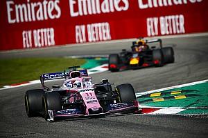 Racing Point z dużymi poprawkami