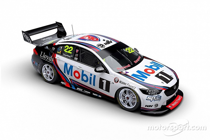 Walkinshaw Supercars squad reveals new look