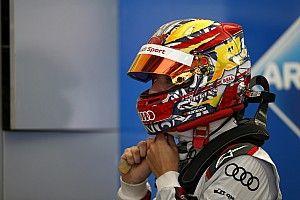 DTM Brands Hatch: Frijns snelste in regenachtige eerste training