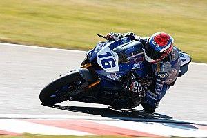 Supersport, Donington: vince Cluzel, grande rimonta di Krummenacher
