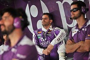 """Campos sobre pista de Campo Grande: """"servi de vassoura para o resto dos pilotos"""""""