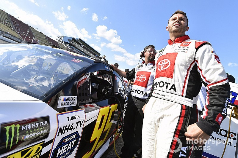 Matt DiBenedetto won't return to LFR in 2020