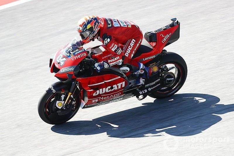 Dovizioso hatalmas csatában verte Marquezt Ausztriában