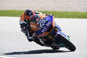 Moto2, Aragon, Libere 1: Fernandez suona la carica
