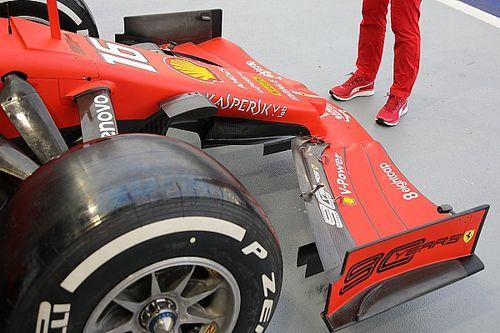 Tech: Hoe Ferrari een Mercedes-concept uit 2017 kopieerde