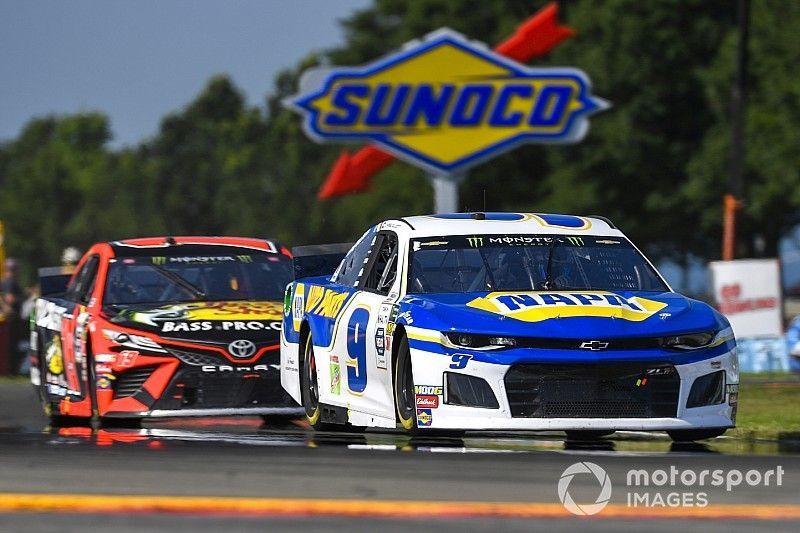 NASCAR: Elliott/Truex-Duell im hitzigen Watkins Glen