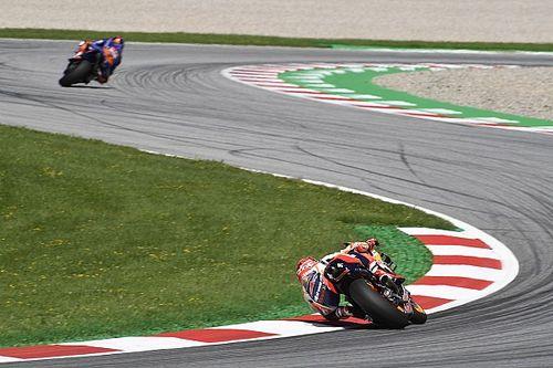 Volledige uitslag derde vrije training MotoGP GP van Oostenrijk