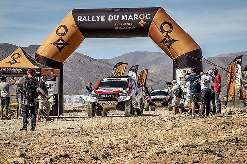Alonso tomará la salida de la cuarta etapa del Rally de Marruecos