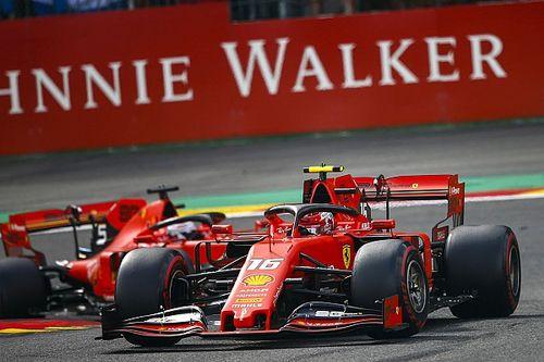 Waarom op Spa niet Vettel maar Leclerc Ferrari's voorkeur kreeg