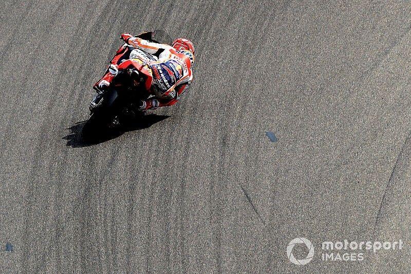 """Marquez's Aragon pace """"hurts"""" MotoGP rivals"""