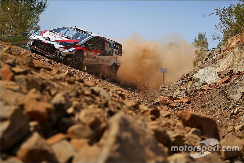 WRC również opóźni rewolucję?
