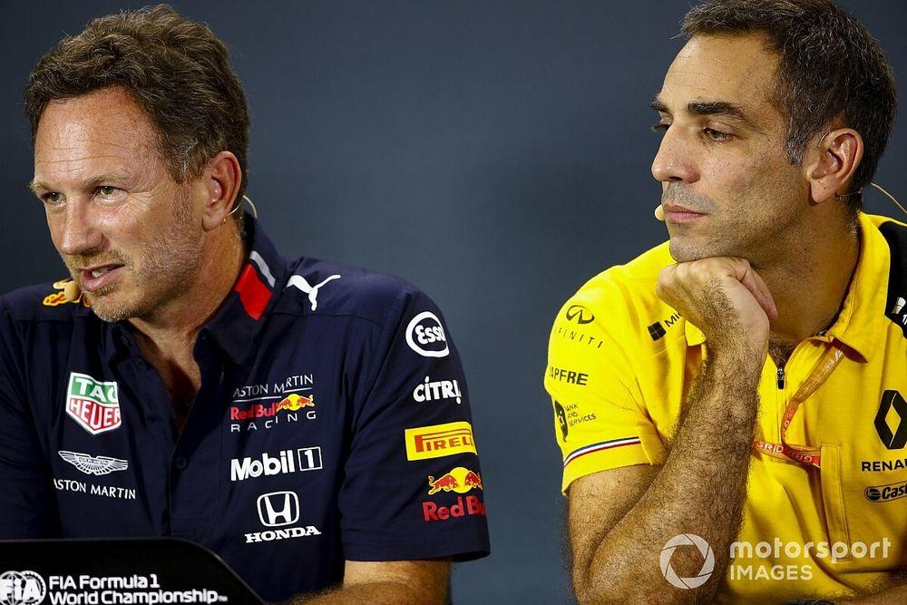 Хорнер: Renault не хочет поставлять нам моторы
