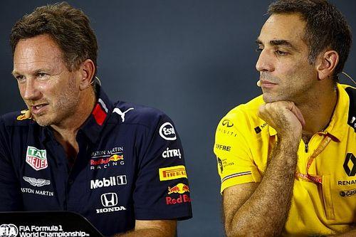 """Abiteboul: """"Gerekli olması halinde Red Bull'a motor tedarik edebiliriz"""""""