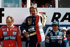 Tarihte bugün: Keke Rosberg'in doğum günü
